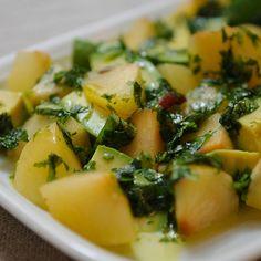 Plum Avocado Summer Salad recipe on Food52
