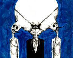 Surrealism and Visionary art: Alex Pardee