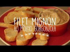 Filet Mignon ao Molho Gorgonzola - gordelícias