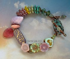 BEADS & THREADS - Home...Necklaces & Bracelets