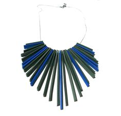 Franzisk - rubber necklace
