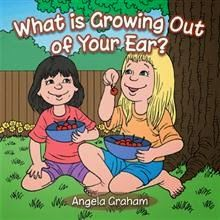 Blog Tour: What is Growing Out Of Your Ear? | Gothic Moms