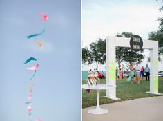 wooden archway signs - wedding designers Sweet Sunday Events, photography 0 Taryn & Shelby of Joielala