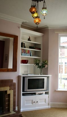 Gallery of alcove furniture