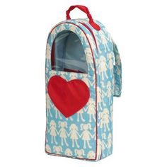 Our Generation Doll Carrier (Doll Prints)--carrier to keep her doll safe & clean in
