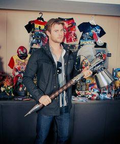 Thor:-)
