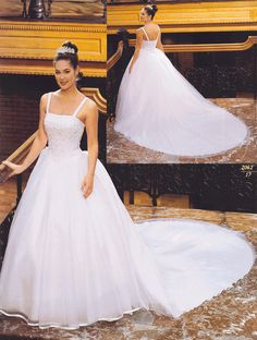 Wedding gown 2062(Click picture for more details!)