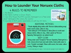 'Peace' of Microfiber: Uh-oh! My Cloth is Getting Awful Dirty…and I Think it May Smell Funny