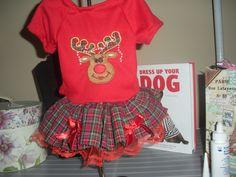 Casual but cute Christmas Dress