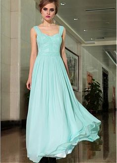 In Stock Stunning Changeable Silk Sweetheart Neckline Floor-length A-line Formal Dress # 2014 preprom sales