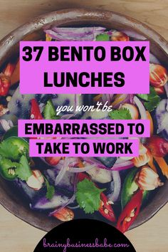 Upgrade Your Brown Bag I love bringing lunch to work – it's healthy, saves money, and I get my food exactly the way I like it. (No more getting back to my desk to find that the deli forgot to hold …