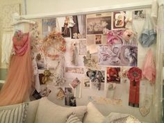 Rachel Ashwell's creation.. Shabby Chic Store, Soho NYC