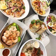 Slapfish Seafood Restaurant In Huntington Beach California Ridiculously Fresh Refreshingly Responsible