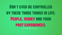 Don't be controlled by these items !!