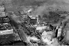 The 1968 Chicago riots were sparked by the assassination of Dr. Martin Luther King, Jr. Memphis, Tennessee, on April 4, 1968 . Violence and chaos followed, with blacks flooding out onto the streets of major cities. Soon riots began, primarily in black urban areas.[ Over 100 major U.S. cities experienced disturbances, resulting in roughly $50 million in damages.  Rioters and police in Chicago were particularly aggressive, and the damage was particularly severe.