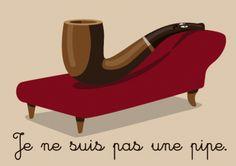 Magritte vs. Freud