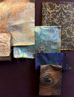 Combination of Prelle fabrics | Material