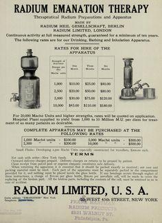 Radium Jaw Fell Off