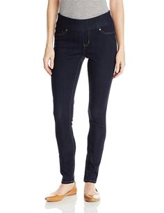 Liverpool Jeans Company Women's Penny Lane Sadie Straight Leg Jean ** This is an Amazon Affiliate link. Want to know more, click on the image.