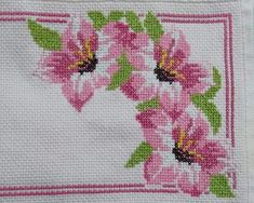 Hand Embroidery, Needlework, Cross Stitch, Kids Rugs, Bed Sheets, Cross Stitch Baby, Cross Stitch Embroidery, Towels, Placemat Patterns