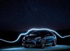Star gazing.  #MBPhotoCredit: @robertangelo  #Mercedes #Benz #GLE #GLE450 #AMG #Instacar #carsofinstagram #germancars #luxury