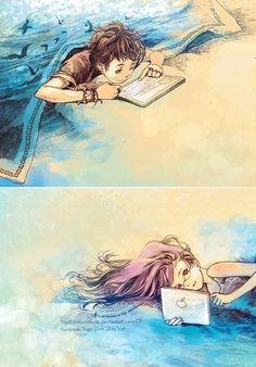 True love waits...