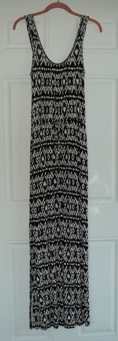 Loveappella Abella Maxi Dress from Stitch Fix. Super soft & stretchy 95% Rayon 5% Spandex. Has drawstring for cinching and slits on both sides at the knee. https://www.stitchfix.com/referral/4292370