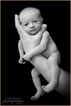 black and white pictures daddy baby - Google Search