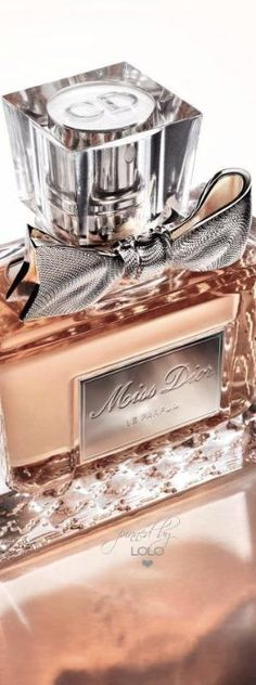 Miss Dior is a perfume that is easy to love, instantly charming. Yet hard to explain, nuanced with mystery. Miss Dior is a floral chypre symphony, immediately desirable. Its facets mingle into a joyous dance that reveals no beginning or end. Miss Dior by Christian Dior Perfumes.