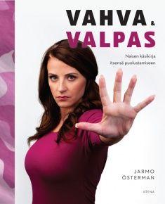 Vahva & valpas tarjoaa perinteistä itsepuolustusopasta laajemman näkökulman turvalliseen arkeen. Kirjan ohjeiden perusteella voi tunnistaa uhkaavan ihmisen toimintamallit ja ennakoida hyökkääjän käytöstä. Valpas välttää monta vaaraa, ja itsevarma nainen on vaikea kohde.