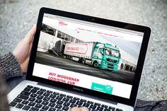 Heinz Schauperl Logistics - branding by moodley brand identity Branding, Brand Identity, Right Time, Web Design, Behance, Inspiration, Things To Do, Biblical Inspiration, Brand Management