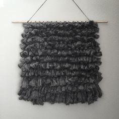 2lbs of heavy, lustrous grey Gotland wool.