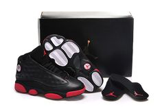 "competitive price dfeb3 36c4e Vind Girls Air Jordan 13 ""Gym Red"" Black Gym Red-Black Shoes For Sale  online of in Jordany. Shop Top Brands en de nieuwste stijlen Girls Air  Jordan 13 ""Gym ..."