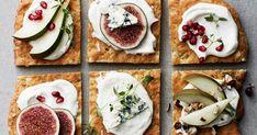 Hedelmäiset juustoleivokset | Leivonta, Juhli ja nauti, Jälkiruuat, Makea leivonta | Soppa365