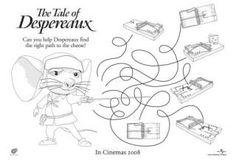 27 best The Tale of Despereaux images on Pinterest