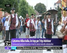 Cetatea Alba Iulia, a doua cea mai vizitată destinație turistică din România