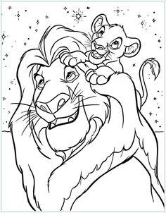 11 Beau De Coloriage Disney Roi Lion Photos - Coloriage