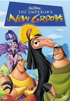 Emperor's New Groove Family Movie Night – Mickey Balloon – Family Movies Miracle Disney Dvd, Walt Disney Movies, Film Disney, Walt Disney Pictures, Disney Pixar, Disney Characters, Family Movie Night, Family Movies, Top Movies
