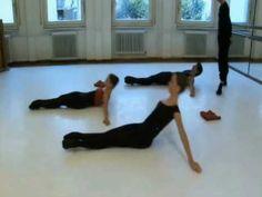 Stephane Dalle: Floor Barre / Barre à Terre / Barre Sol / Floor Exercises