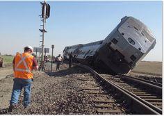 BNSF Train Wrecks | At least 20 injured in California train crash