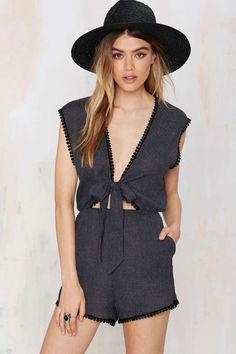 Somedays Lovin Chill Out Romper | Shop Clothes at Nasty Gal!