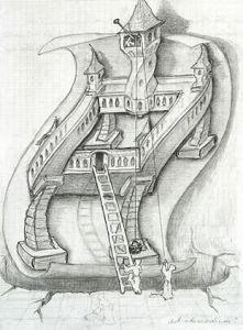 Impossible world: Art: Sandro del Prete