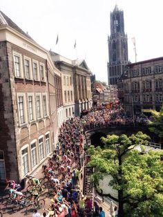 Tour sous le Dom Utrecht