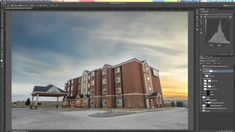 Basic Exterior Retouching in Photoshop - Architectural Photography - Lum...