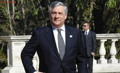 Antonio Tajani, un hombre tranquilo, siempre preocupado por lograr resultados