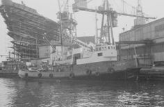 Helsingør værft 1970..