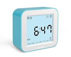 Painstaking Usb Cable Electronic Snooze Backlight Desktop Digital Table Clocks Watch Led Digital Alarm Clock Mirror Thermometer Night Light Easy And Simple To Handle Home & Garden