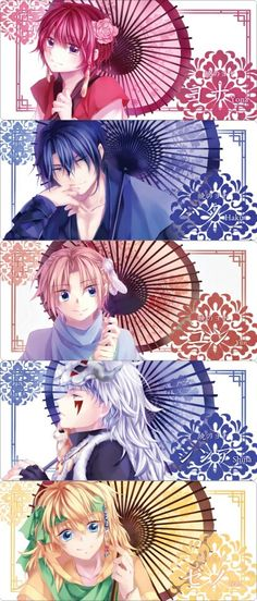 Yona of the Dawn I love this anime but it was so confusing how the names are Korean and the style is Chinese lol