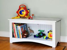 How to Build a Wooden Storage Bench - Step-by-Step Plans - Popular Mechanics