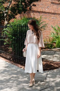 Linen Skirts and Neck Scarves